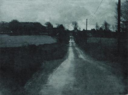 Towards Charterhouse, Photogravure