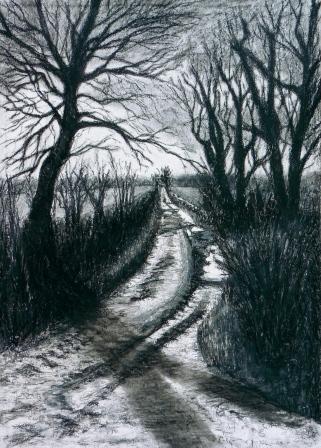 Mendip Lane, Charcoal