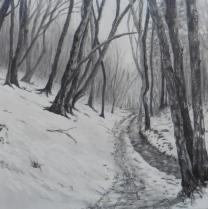 Snow on Mendip II