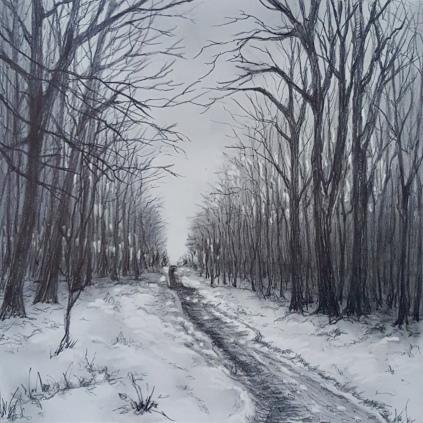 Snow on Mendip III