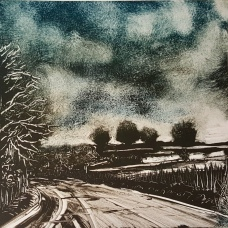 'Up on Mendip II', Monotype